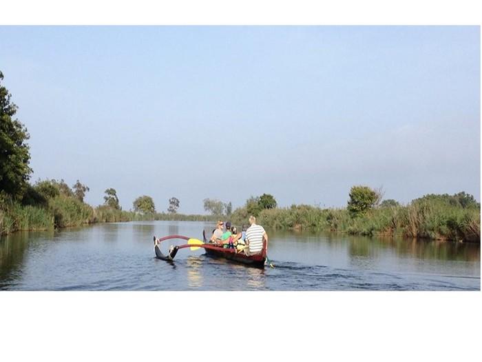 Journées du patrimoine 2020 - Découverte de l'embouchure du Golo en pirogue