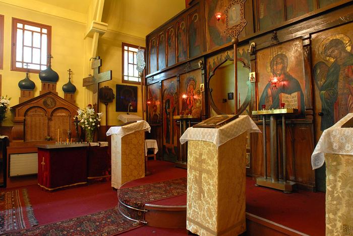 Journées du patrimoine 2019 - Église orthodoxe Saint-Nicolas-Le-Thaumaturge
