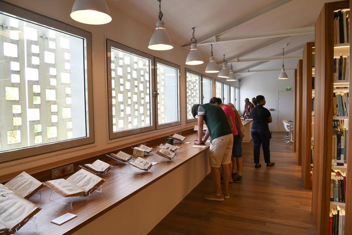 Journées du patrimoine 2019 - Le François / Bibliothèque de la Fondation Clément / visite guidée et exposition