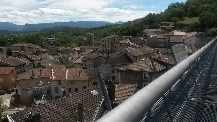 Journées du patrimoine 2020 - Visite guidée de Saint Nazaire en Royans et de son aqueduc.