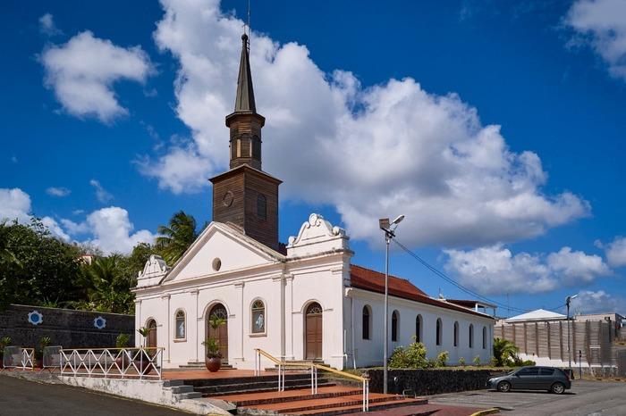 Journées du patrimoine 2019 - Le Diamant / Eglise Saint-Thomas / visite libre