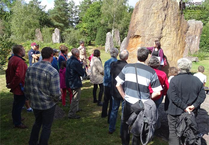 Journées du patrimoine 2020 - Visite guidée des Menhirs de Monteneuf