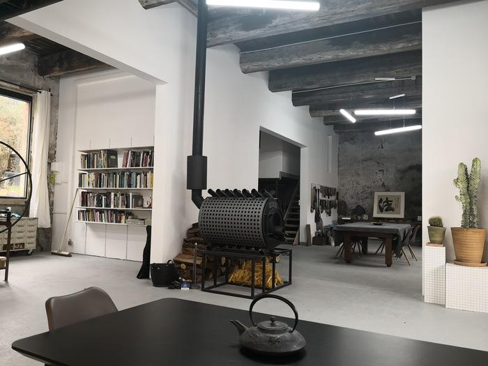 Journées du patrimoine 2020 - Annulé | Visite des ateliers d'artistes situés dans les bâtiments d'une ancienne usine de tissage historique réhabilitée