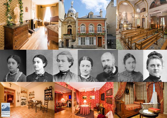 Journées du patrimoine 2019 - Visite guidée de la maison familiale des Martin, maison natale de Sainte Thérèse