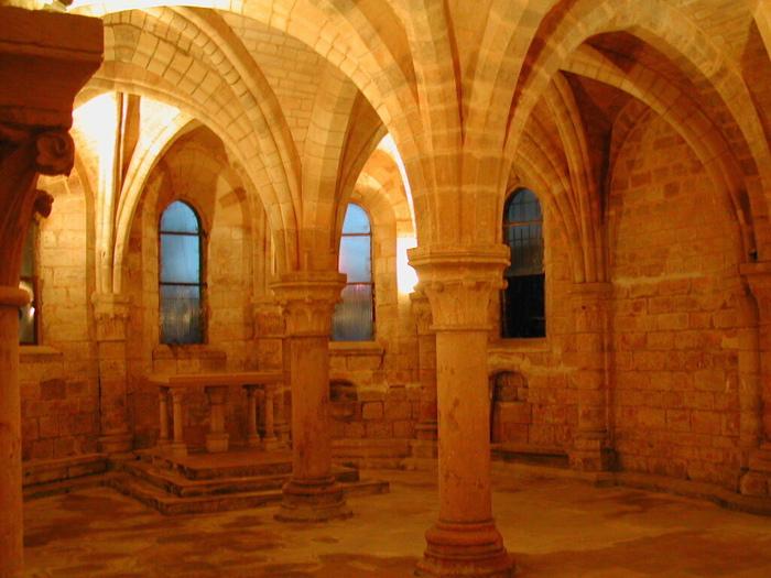 Journées du patrimoine 2020 - Visite de la Crypte