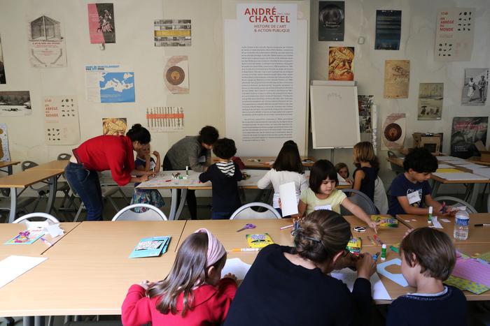 Journées du patrimoine 2020 - Atelier pour les enfants