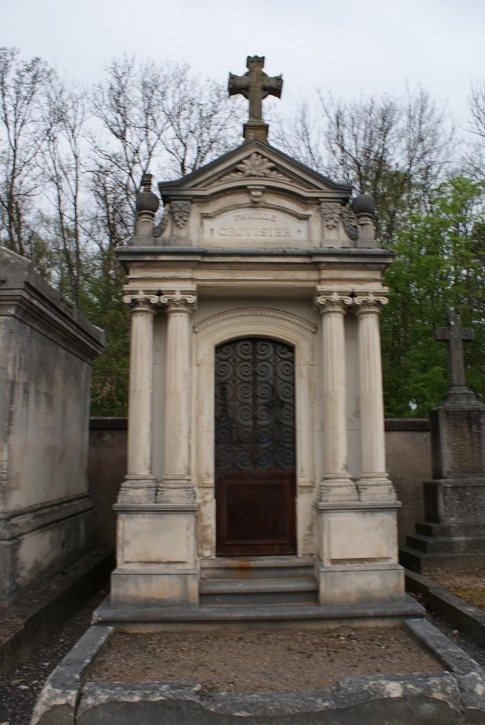 Journées du patrimoine 2019 - Visites commentées de chapelles funéraires