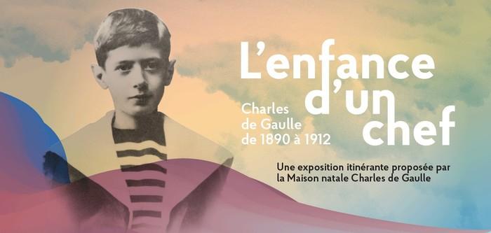 Journées du patrimoine 2020 - Annulé | Vernissage de l'exposition L'enfance d'un chef – Charles de Gaulle de 1890 à 1912