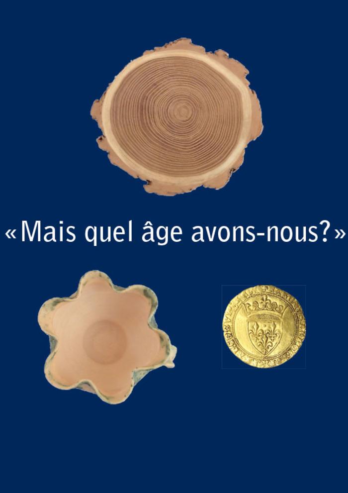 Journées du patrimoine 2020 - Rencontre et ateliers autour de l'archéologie… et de la datation !