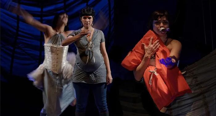 Théâtre témoignage : Eclaboussure, écumes de mots amarinés