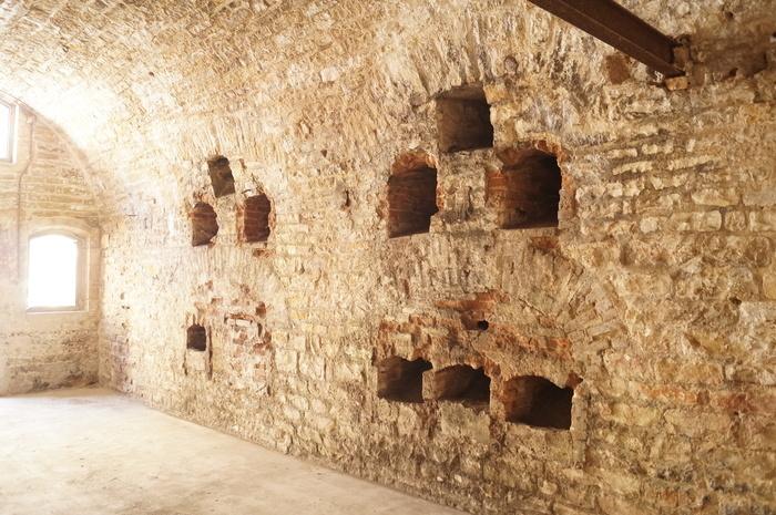 Journées du patrimoine 2020 - Fort de la Motte-Giron