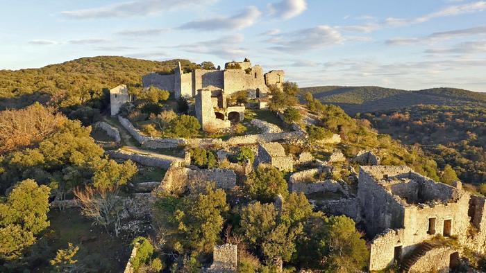 Journées du patrimoine 2019 - Castrum d'Allègre