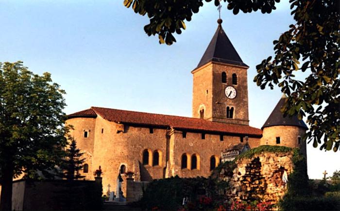 Journées du patrimoine 2020 - Visite guidée de l'église Sainte-Croix