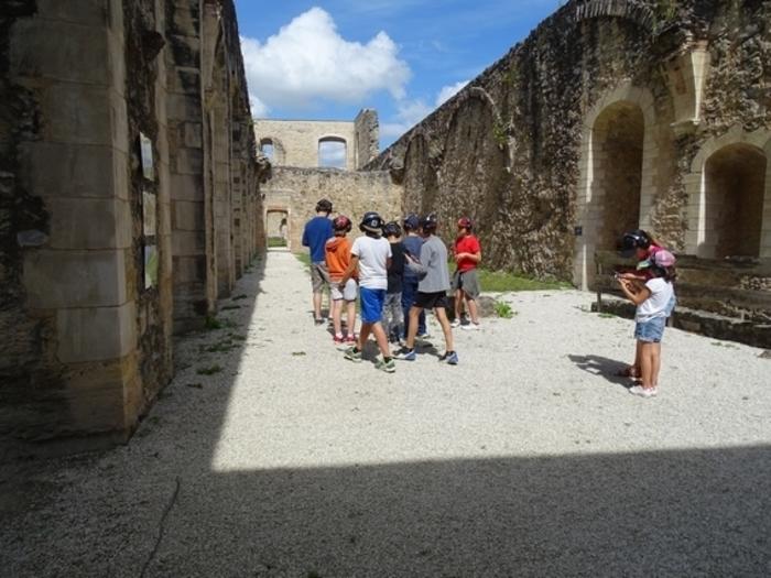 Journées du patrimoine 2020 - Parcours Sonore Trobaritz à l'abbaye Saint-Jean-de-Sorde