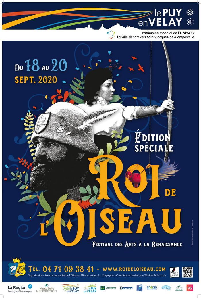 Journées du patrimoine 2020 - Fêtes Renaissance du Roi de l'Oiseau