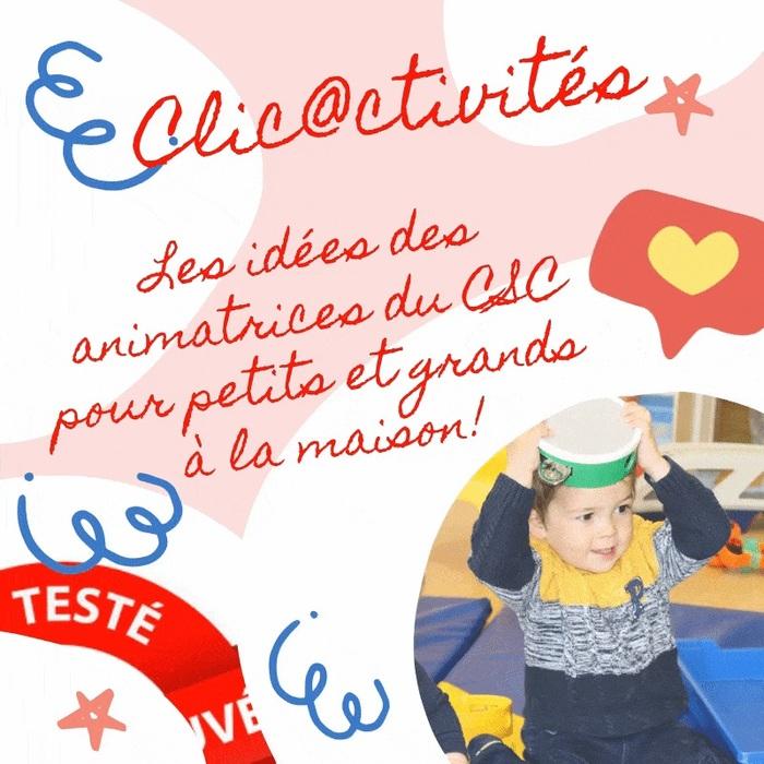 clic@ctivités