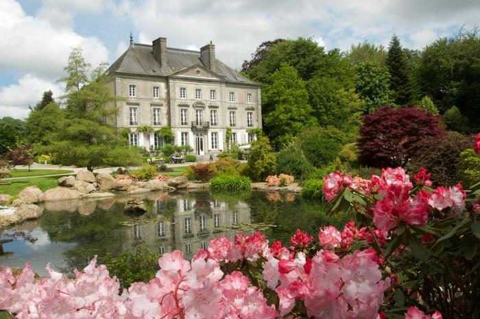 Journées du patrimoine 2020 - Visite du Parc Botanique de Haute Bretagne