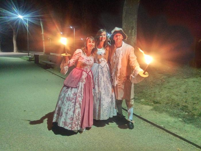 Journées du patrimoine 2020 - Visite guidée nocturne aux flambeaux