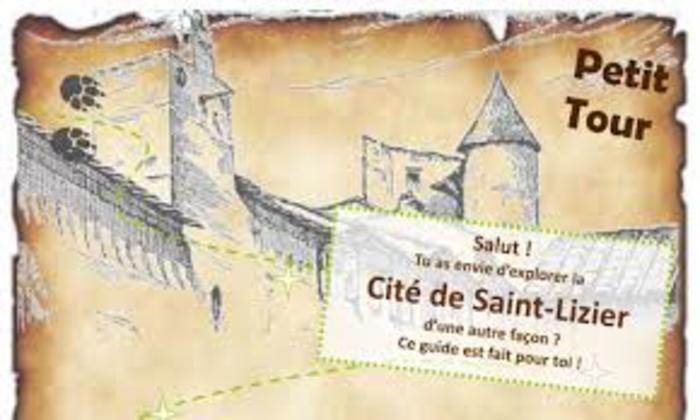 Journées du patrimoine 2019 - Guide d'exploration de la cité de Saint-Lizier