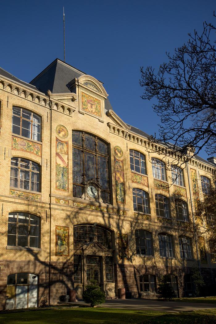 Journées du patrimoine 2019 - Visite libre de la Haute école des arts du Rhin (HEAR)