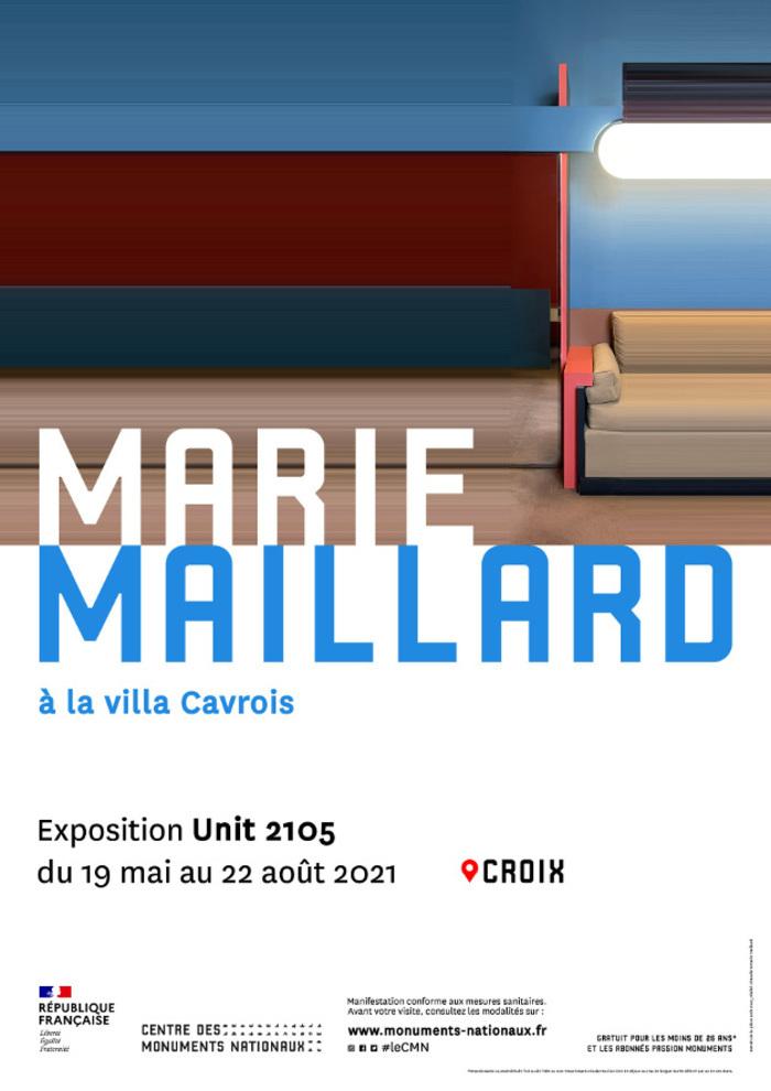 Expo Unit 2105 - Marie Maillard à la villa Cavrois