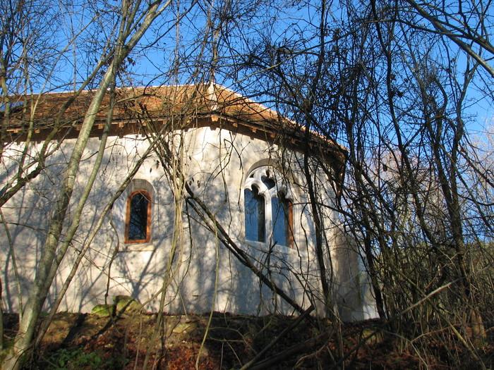 Journées du patrimoine 2020 - Découverte de la Chapelle Notre Dame des Gouttes