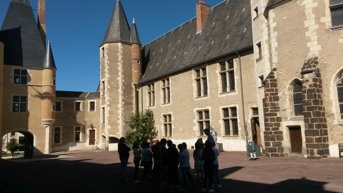 Journées du patrimoine 2020 - Exposition du GAS photo dans l'ancien musée Marguerite Audoux
