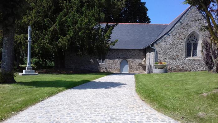 Journées du patrimoine 2020 - Visite libre de la Chapelle du Vaudic