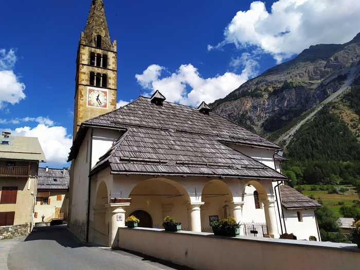 Journées du patrimoine 2020 - Visite de l'Église-Saint-Claude de Val-des-Prés
