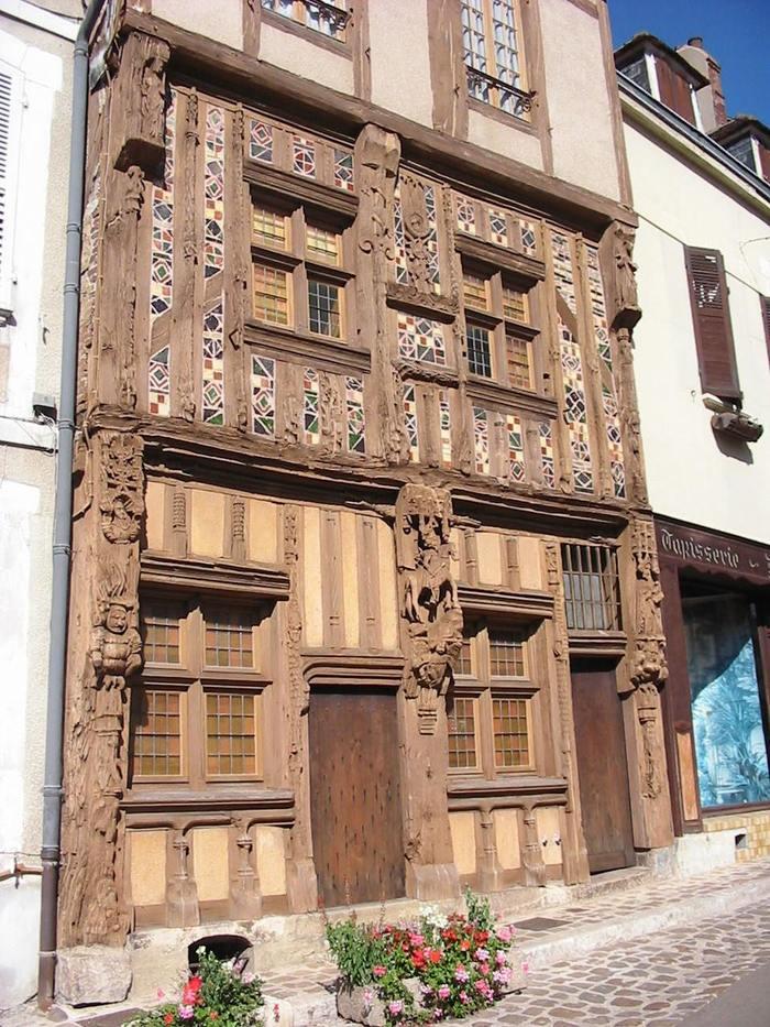 Journées du patrimoine 2020 - Visite du chantier de réhabilitation de la Maison du Pilori du XVIe siècle