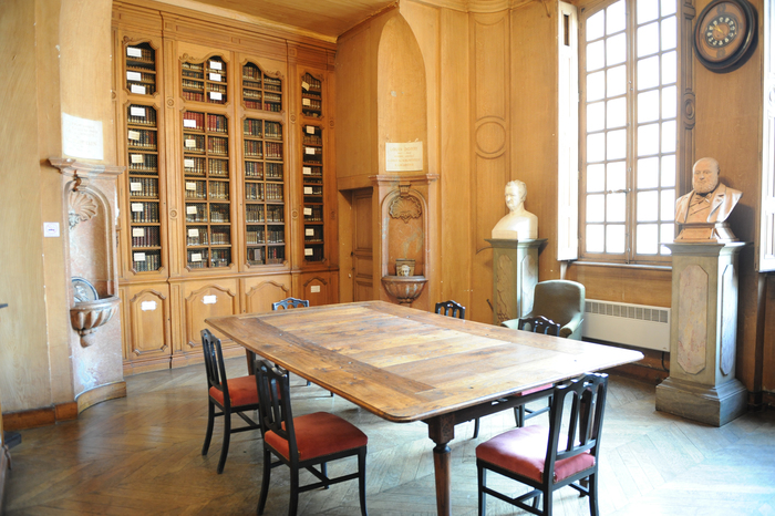 Journées du patrimoine 2020 - Visite guidée de l'Hôtel de Senecé