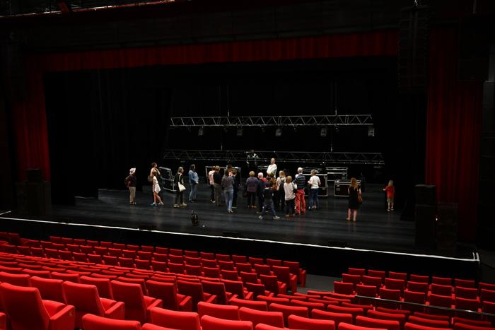 Journées du patrimoine 2019 - Visite guidée dans les coulisses du CEC-Théâtre de Yerres