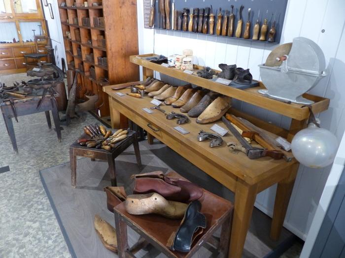 Journées du patrimoine 2020 - Musée de la cordonnerie