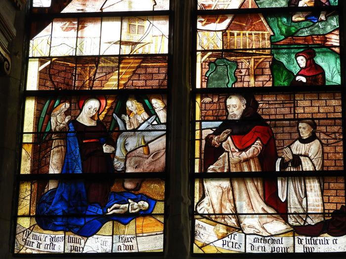 Journées du patrimoine 2020 - Visite libre de l'église Notre Dame et découvertes des vitraux