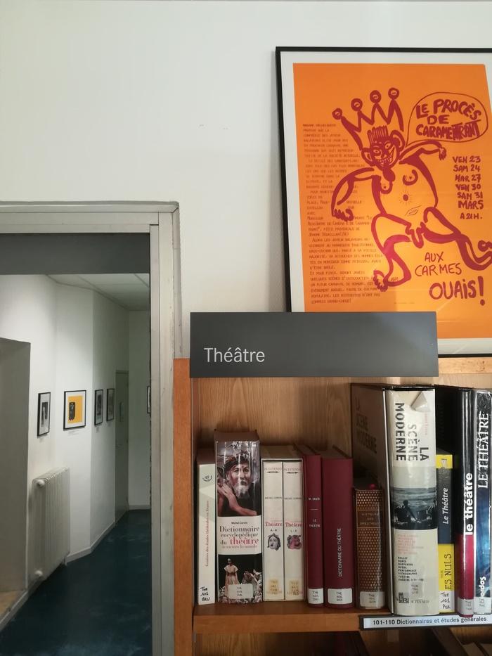 Journées du patrimoine 2020 - « Les coulisses du livre » dans les collections conservées par la BNF-MAISON JEAN VILAR