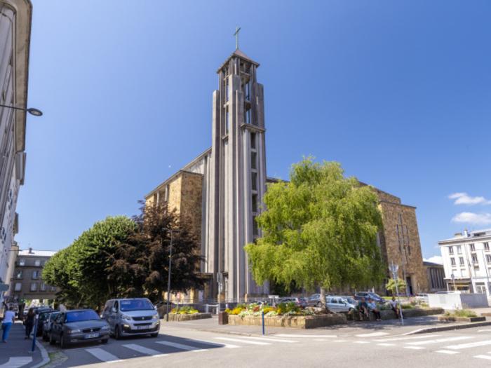 Journées du patrimoine 2020 - Visite de la crypte de l'église Saint-Louis de Brest