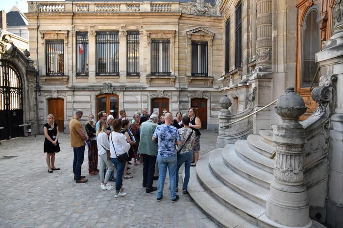 """Visite guidée """"la Banque de France"""""""