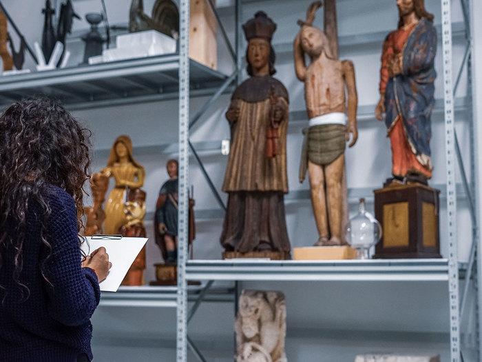 Journées du patrimoine 2020 - Annulé   Expositions, ateliers et visites dans les réserves du Mucem (CCR)