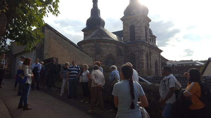 Journées du patrimoine 2020 - Visite commentée du centre-ville historique de Saint-Avold