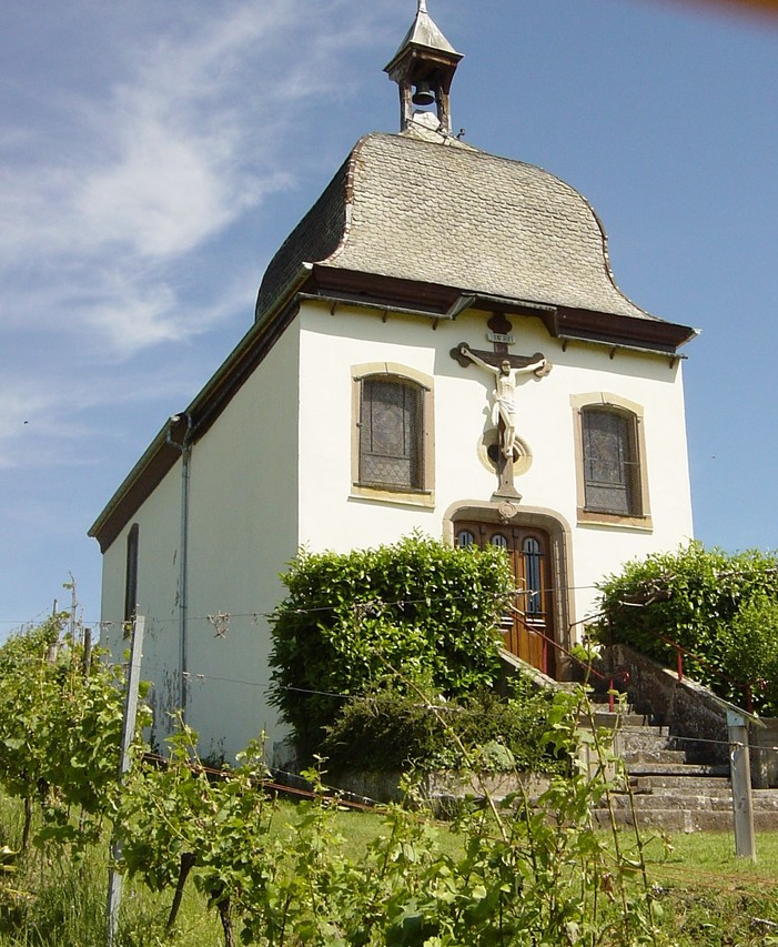 Journées du patrimoine 2020 - Une chapelle au milieu des vignes