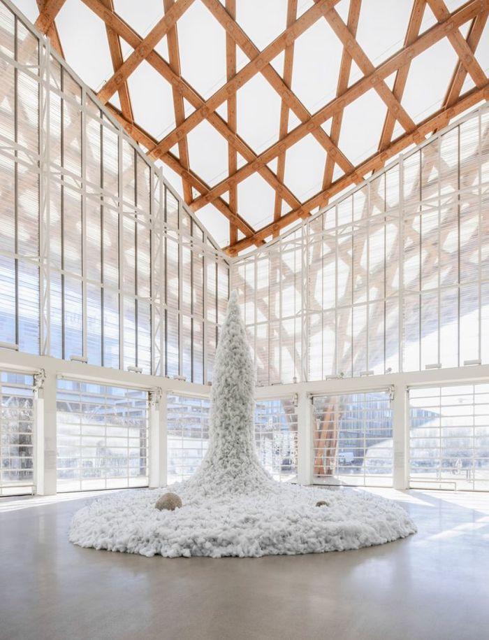 Nuit des musées 2019 -Relatum de Lee Ufan