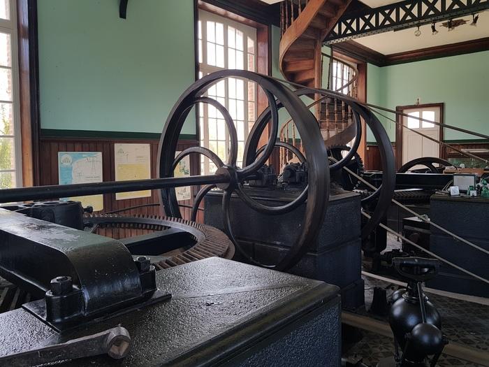 Journées du patrimoine 2020 - Visite guidée de la centrale hydroélectrique de Long