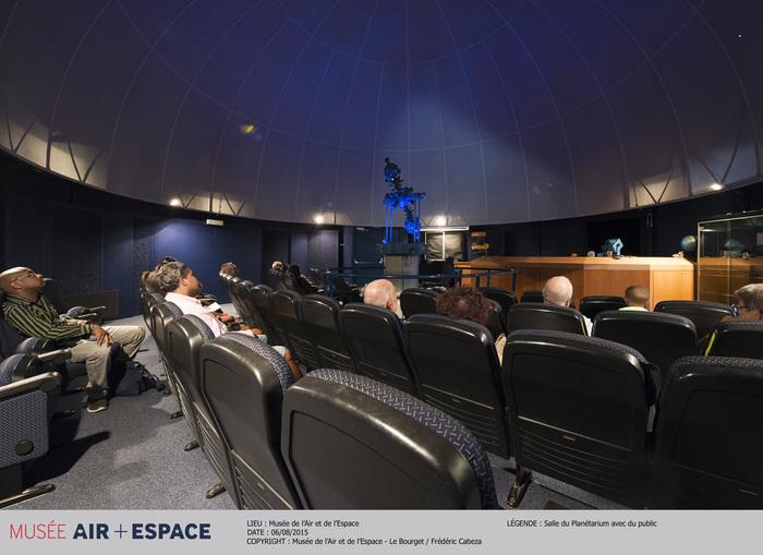 Nuit des musées 2019 -Planétarium – Comme Saint-Exupéry, Vol de Nuit