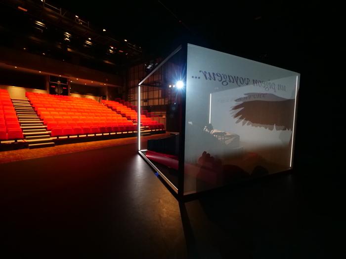Journées du patrimoine 2019 - Spectacle Schubert Box
