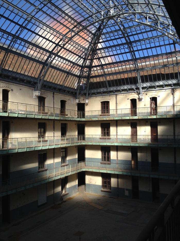 Journées du patrimoine 2020 - Visite / Fin de chantier : l'aile gauche du Palais social