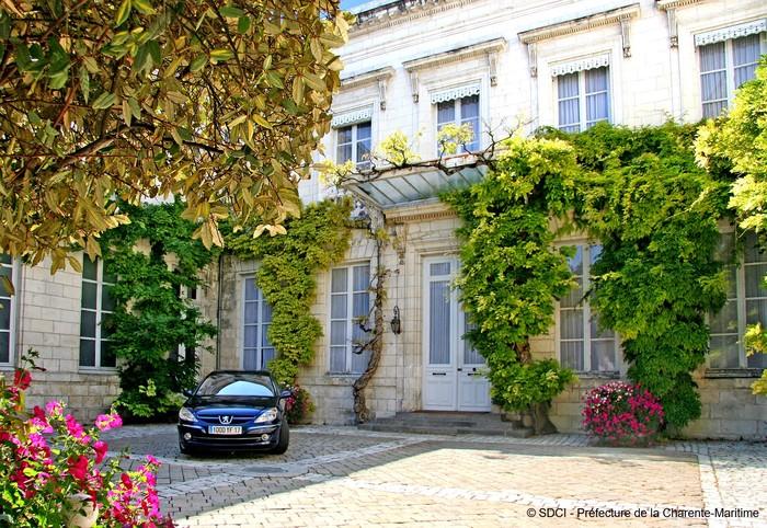Journées du patrimoine 2019 - La préfecture de la Charente-Maritime, comme vous ne l'avez jamais vue