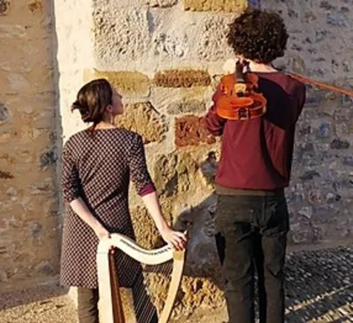 Journées du patrimoine 2020 - Concert Bourry-Rouch et Incordus ou la reconstitution musicale du Manuscrit de Vindel
