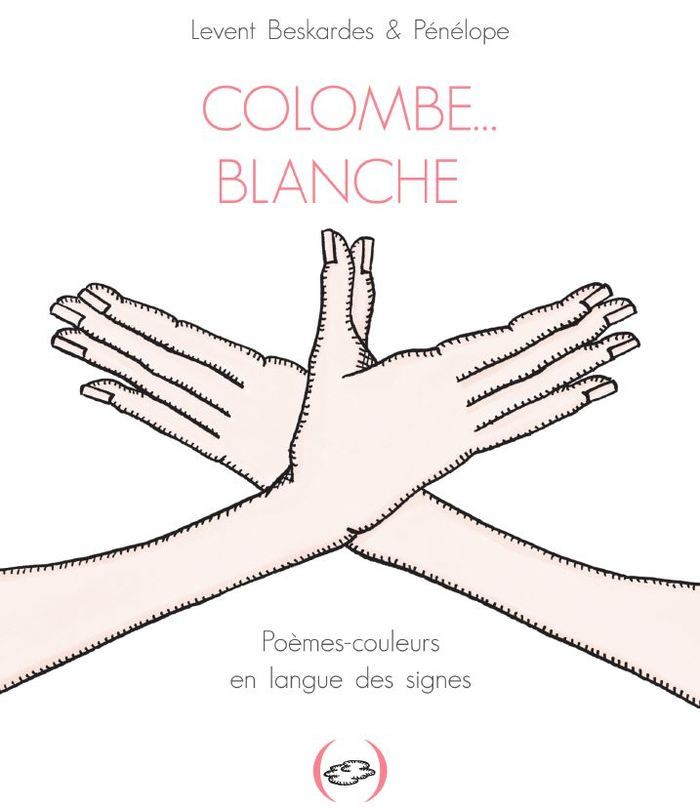 """atelier autour du livre """"Colombe blanche"""" de Levent Beskardes et Pénélope"""