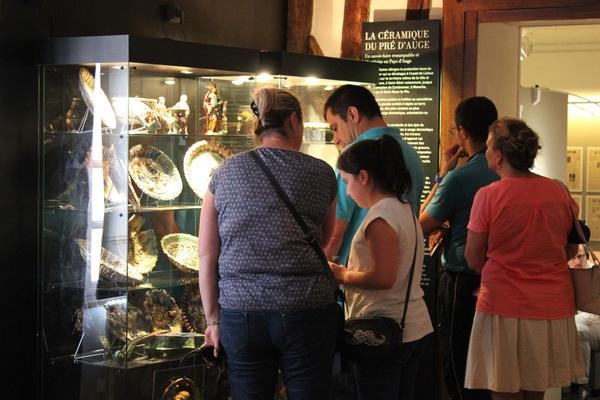 Nuit des musées 2019 -Visite libre du musée d'art et d'Histoire de Lisieux