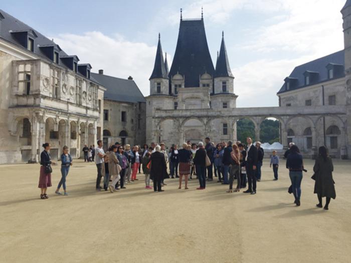 Journées du patrimoine 2019 - Visite guidée du château de Gaillon